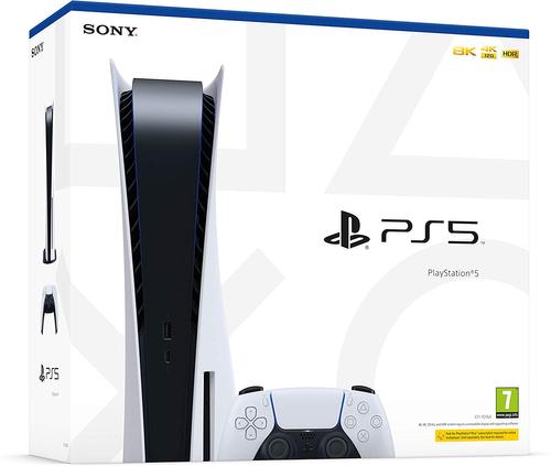 Stock Consola PlayStation 5