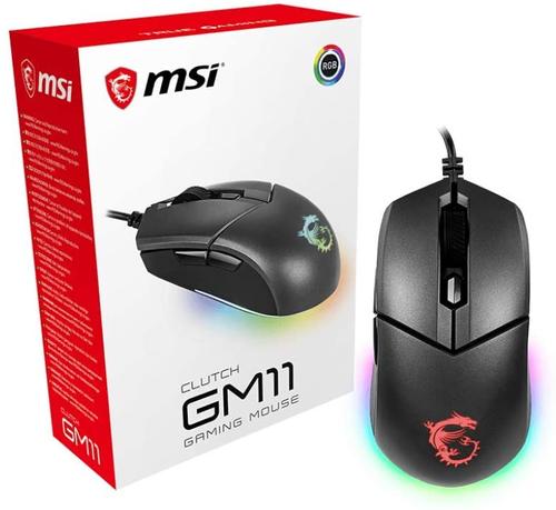 Ratón MSI Clutch GM11